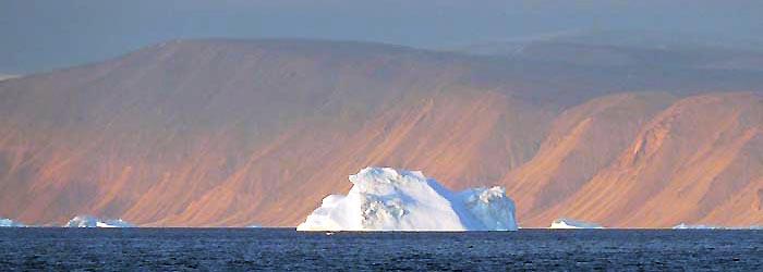 カナダからグリーンランドへ13日間