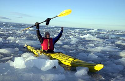 北極 シーカヤックに挑戦したい!