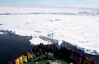 北極 初めての旅行