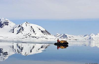 北極 ディープな北極圏