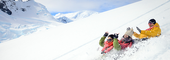 フライ&クルーズ:クリスマスを南極で過ごす11日間