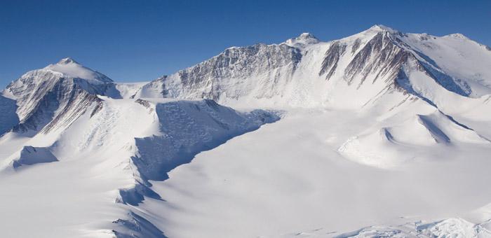 ビンソンマッシフ登山 12日間