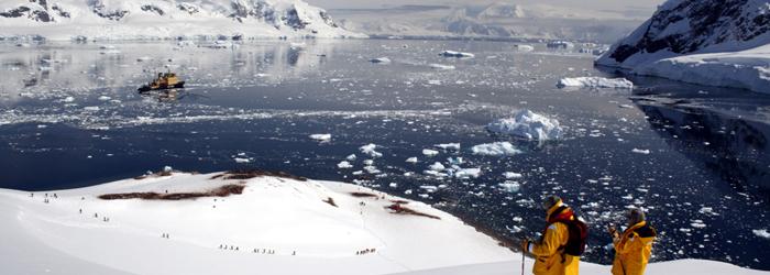 フォークランド(マルビナス)諸島、サウスジョージア&南極半島20日間/ブエノスアイレス発着パッケージ付