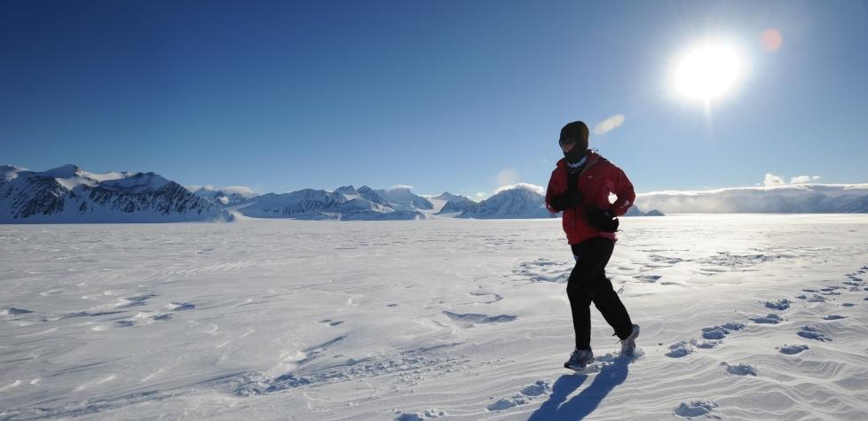 アイスマラソン4日間