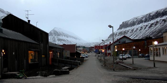 北極 スピッツベルゲン
