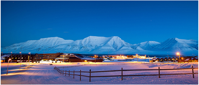北極で過ごすクリスマス&ニューイヤーイブ・パッケージ