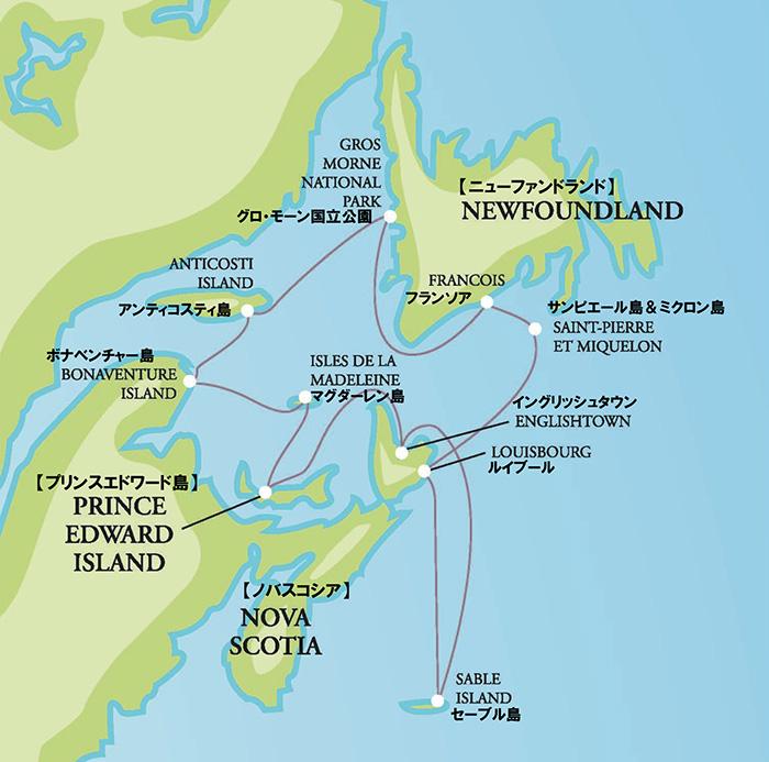 カナダ・マリタイム冒険11日間/沿海に棲む海洋野生動物を求めて