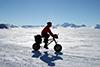 サラリーマン大島さん:南極トライアスロン