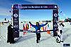 坂田さん:南極アイスマラソン