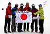 南極トライアストン:チームきわみ