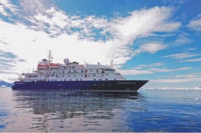 南極クルーズ ヘブリディーン・スカイ号