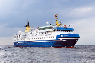 南極クルーズ オーシャン・ノバ号