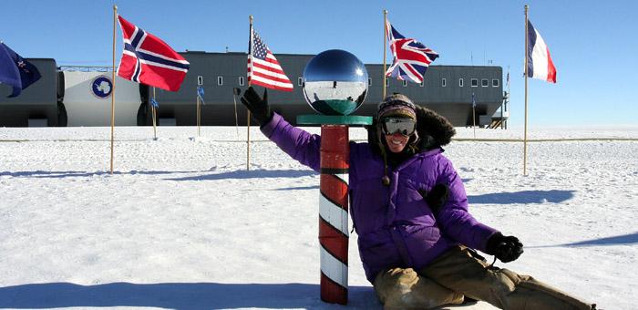 南極点フライト6・7日間