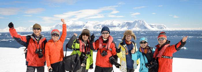 南極半島&サウスシェットランド諸島クルーズ 11日間イメージ