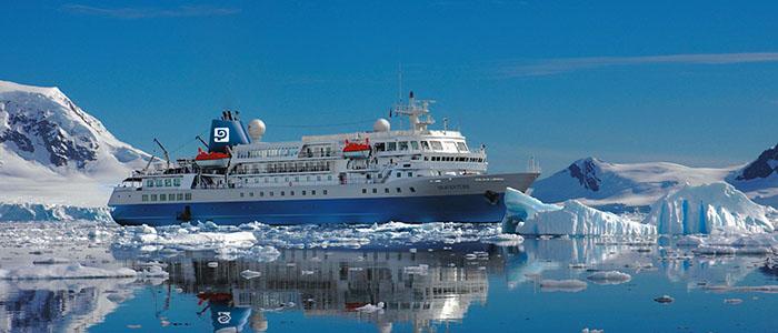 南極クルーズ:シーベンチャー号