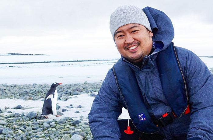 【2017年11月ご出発】南極フライ&クルーズ(�V)6日間にご参加の神崎さん体験談