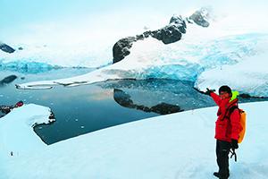 Y.Mさん南極体験談