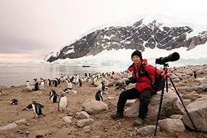 安孫子さん南極体験談
