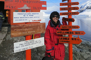 南極体験談