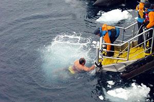 浴永さん南極体験談