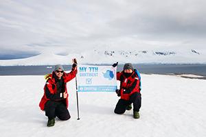 T・Iさん南極体験談