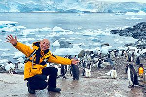長谷川さん南極体験談