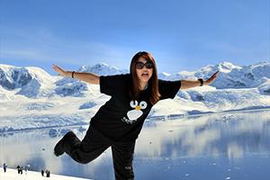 岸真澄美さん南極体験談