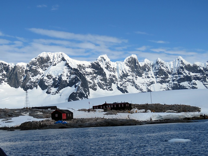 匿名希望さん南極体験談