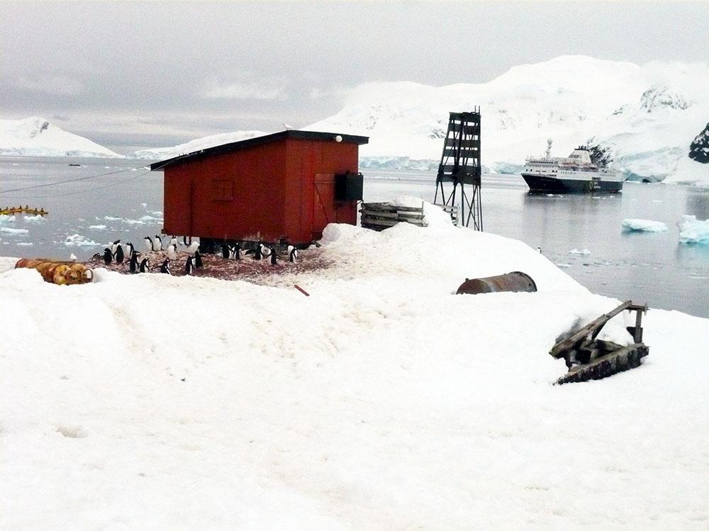 浴永さん南極体験談&写真集